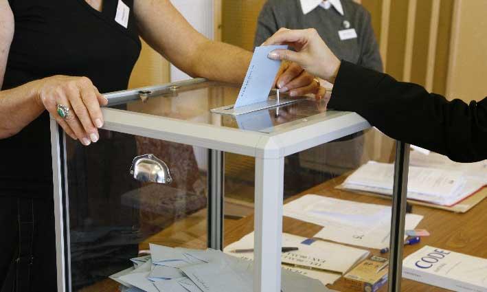 Inscription élections