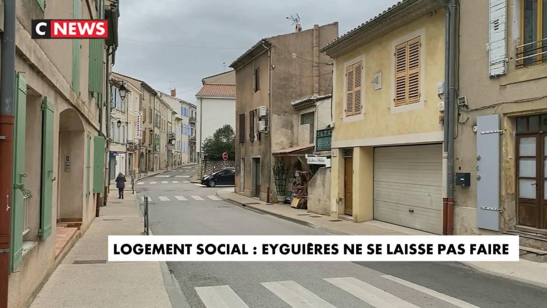 NOTRE MAIRE S'EXPRIME SUR CNEWS (LOGEMENT SOCIAL) – 16/02/21
