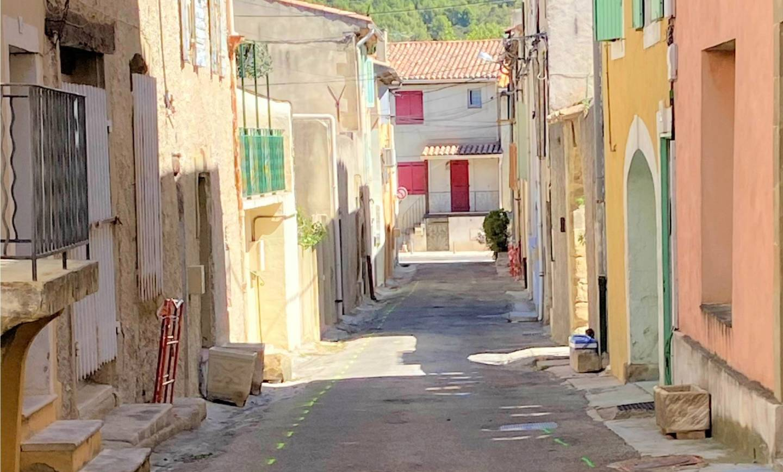 Travaux – Rue d'Astre – 15/09/20