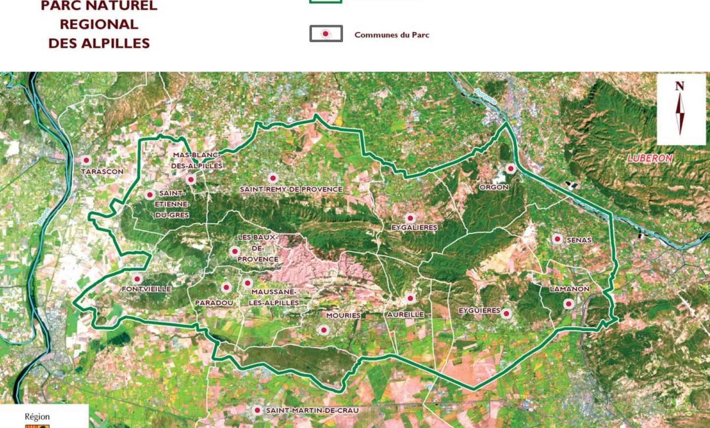Parc naturel Régional des Alpilles (PNRA)
