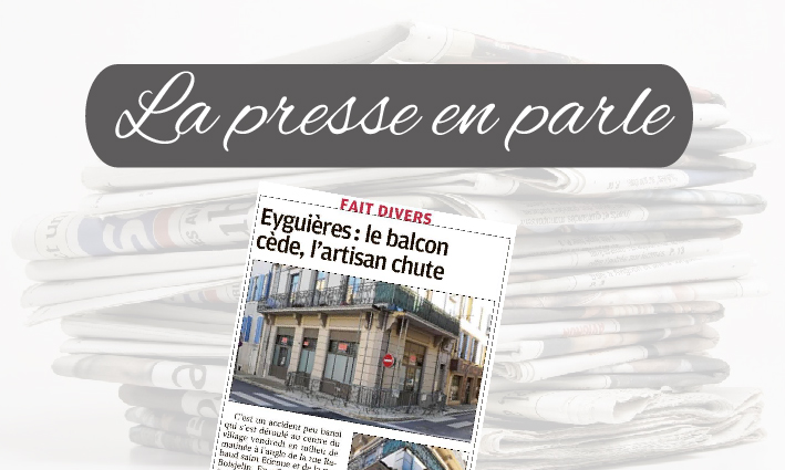 La Presse en parle  <br>  02/02/21