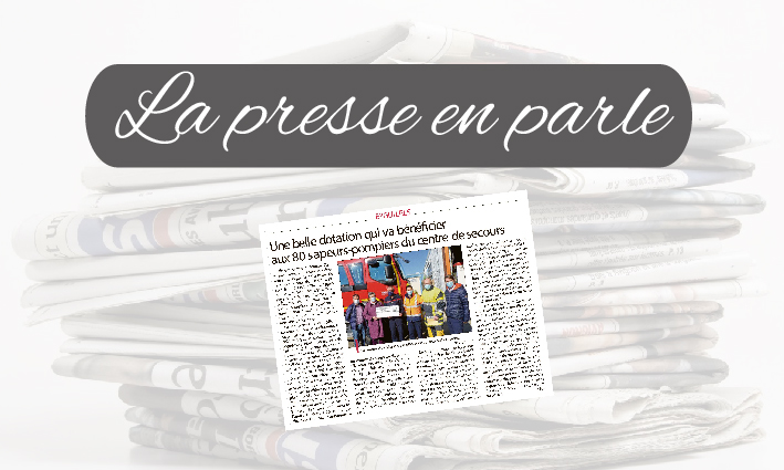 La Presse en parle  <br>  03/04/21