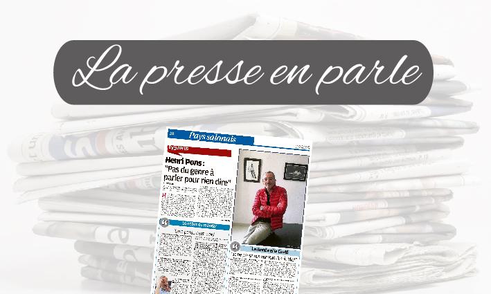 La Presse en parle  <br>  23/02/21
