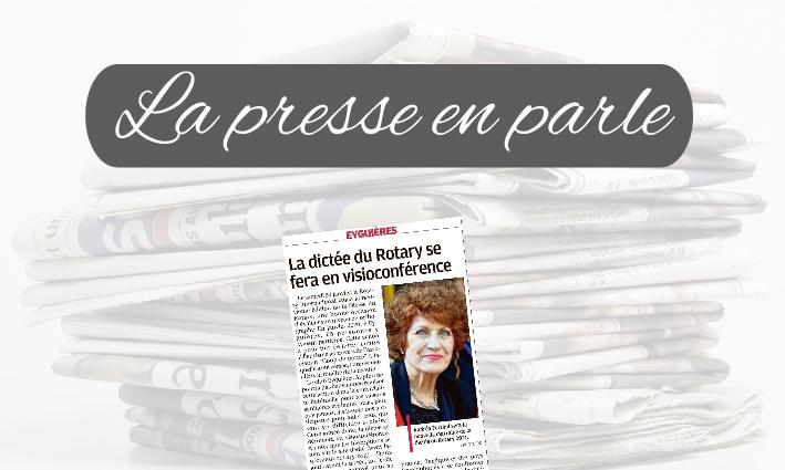 La Presse en parle  <br>  25/01/21