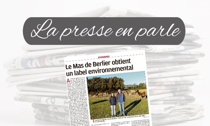 La Presse en parle  <br>  28/02/21