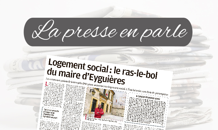 La Presse en parle  <br>  05/02/21