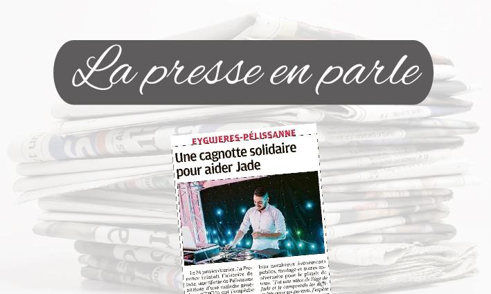 La Presse en parle  <br>  06/02/21