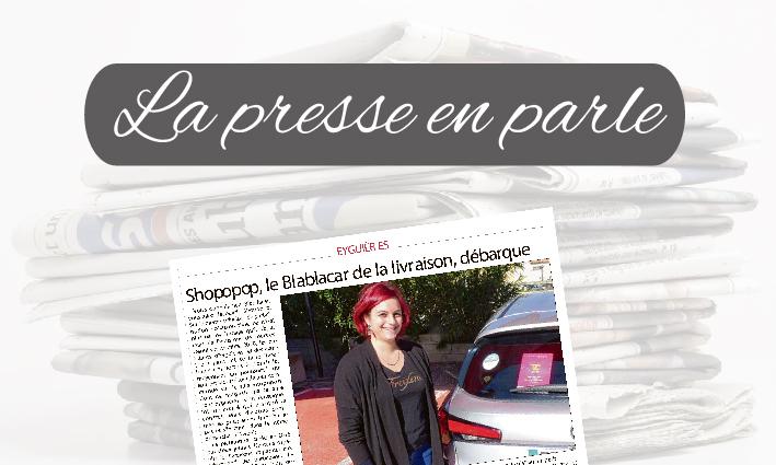 La Presse en parle  <br>  08/03/21