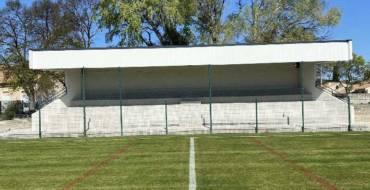 Travaux – Tribune Stade d'Honneur – 13/04/21