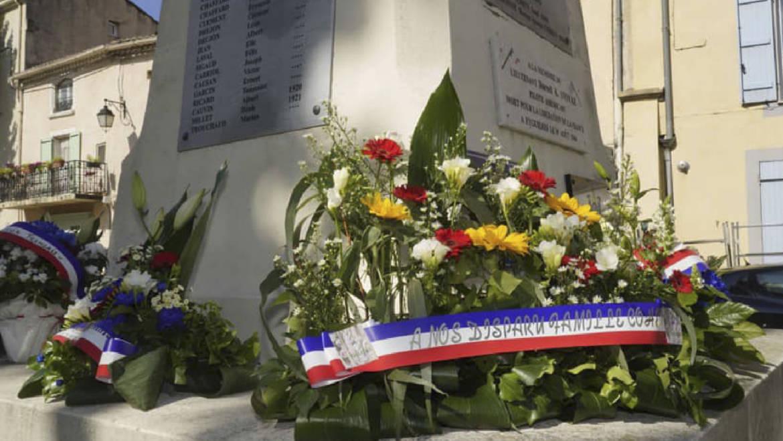 COMMÉMORATION VICTOIRE DU 8 MAI 1945 – 8/05/21