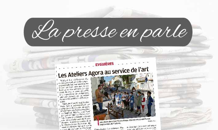 La Presse en parle <br> 04/06/21
