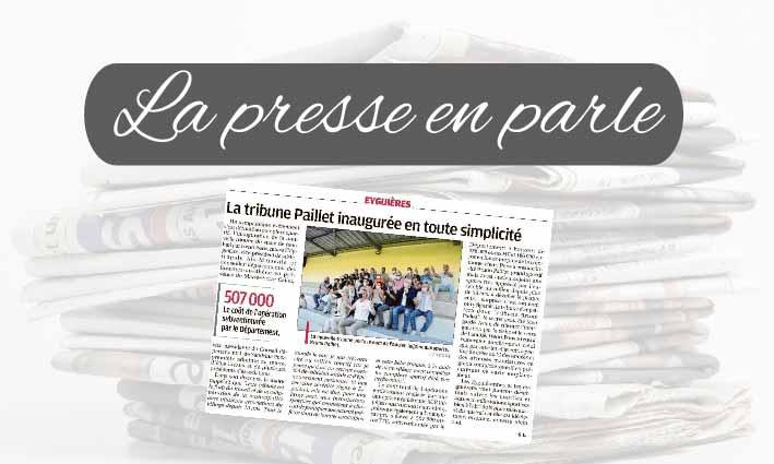 La Presse en parle <br> 07/06/21