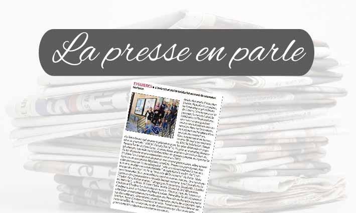 La Presse en parle <br> 12/06/21