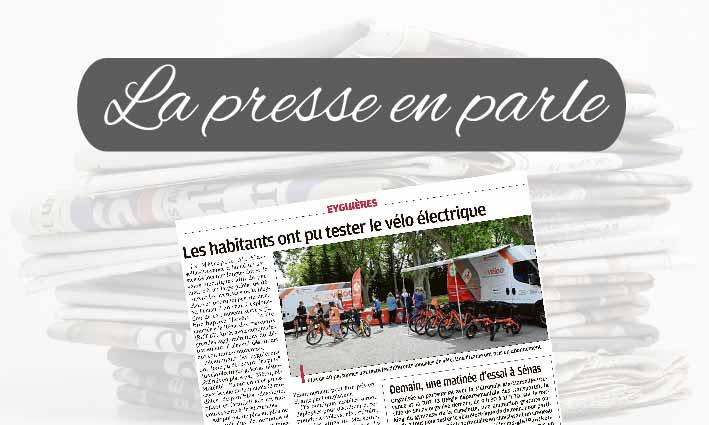 La Presse en parle <br> 16/06/21