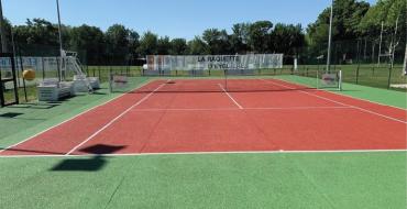 Travaux – Court de tennis – 17/06/21