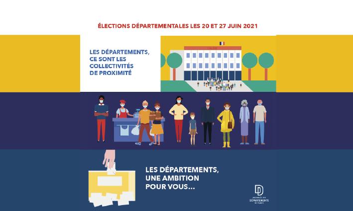 Élections 2021 <br> 16/06/21