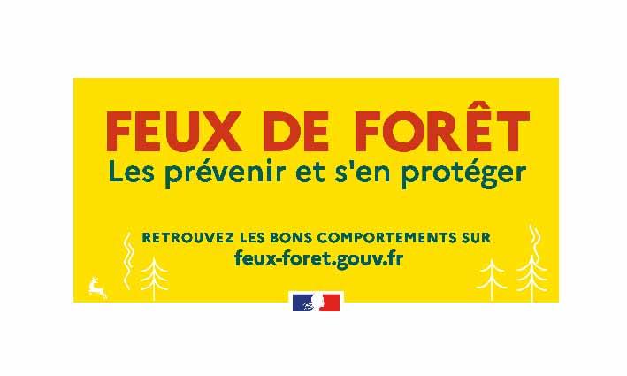 FEUX DE FORETS – 13/06/21