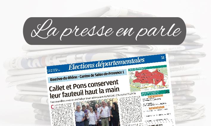 La Presse en parle <br> 28/06/21