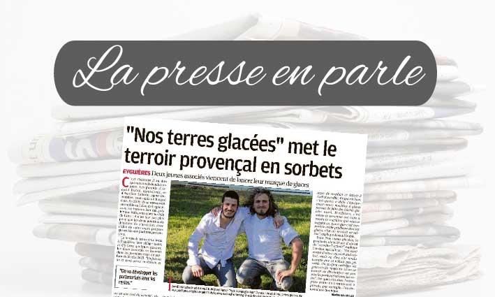 La Presse en parle <br> 31/08/21