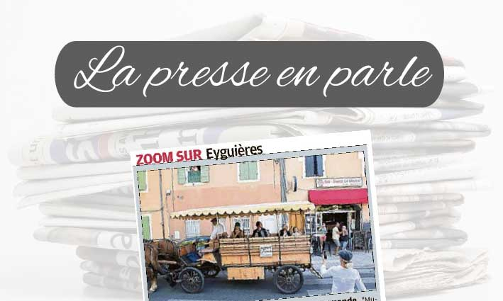 La Presse en parle <br> 04/09/21