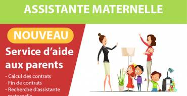 ASSISTANTE MATERNELLE : Aide aux parents <br> 27/09/21