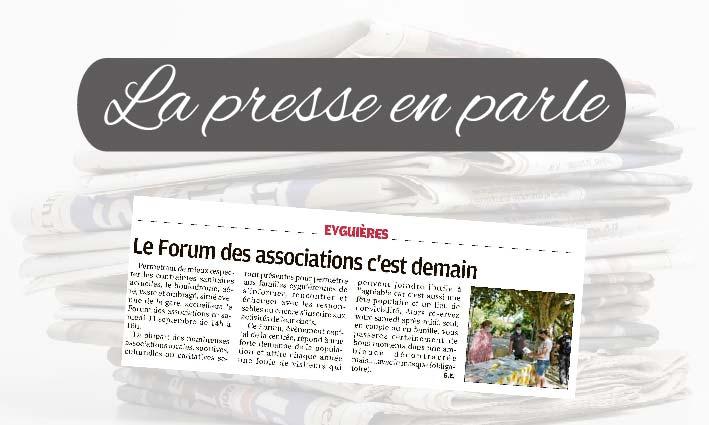 La Presse en parle <br> 10/09/21