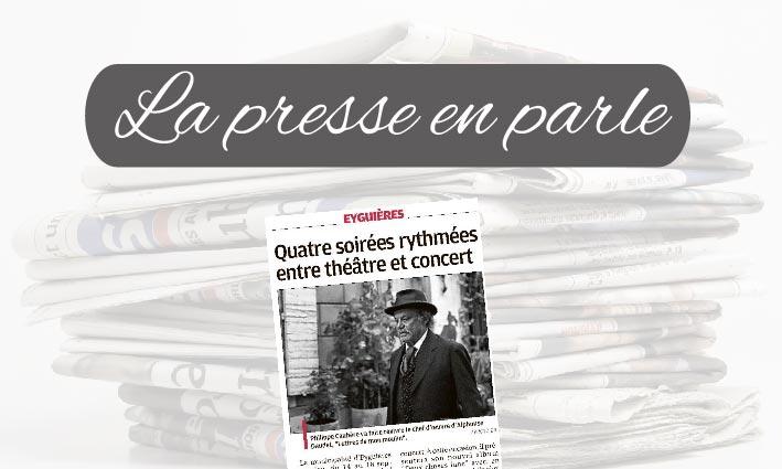 La Presse en parle <br> 14/09/21