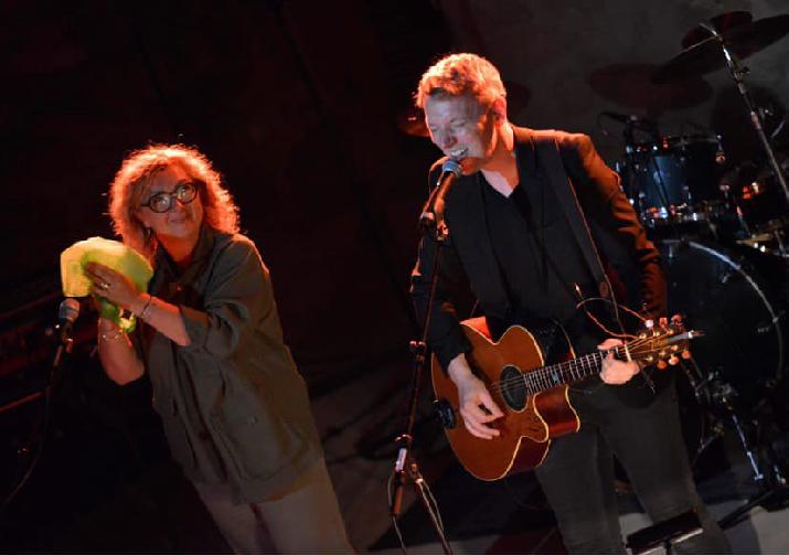 Retour en image sur le concert de Flo Catteau <br> 19/09/21
