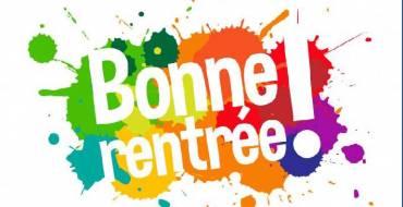 BONNE RENTRÉE – Le mot du Maire <br> 02/09/21
