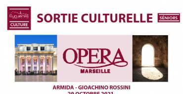 SORTIE SÉNIORS <br> Opéra de Marseille