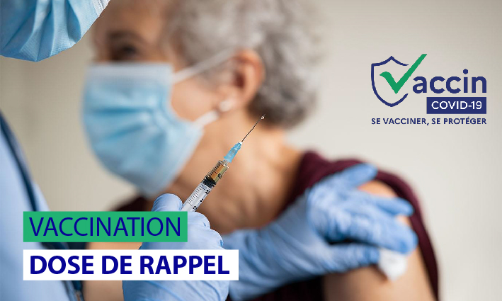 Rappel Vaccin – 3ème dose – 11/10/2021